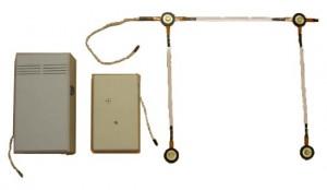 flexible kit alarm for exhibits