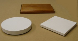 alarms for objects on pedestals